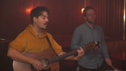 Milky Chance live acoustic session