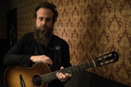 Iron & Wine, singer-songwriter, performs songs off