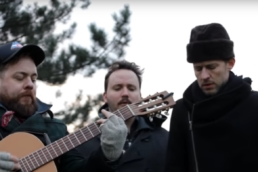 Nathaniel Rateliff and the Night Sweats acoustic session