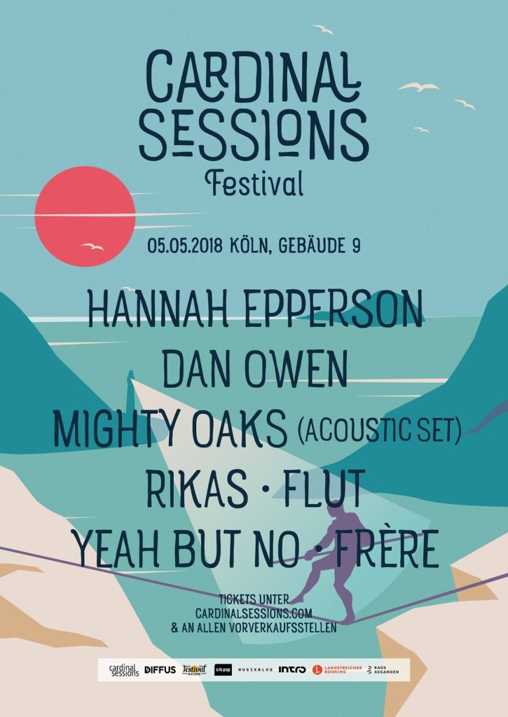 Poster for Cardinal Sessions Festival 7