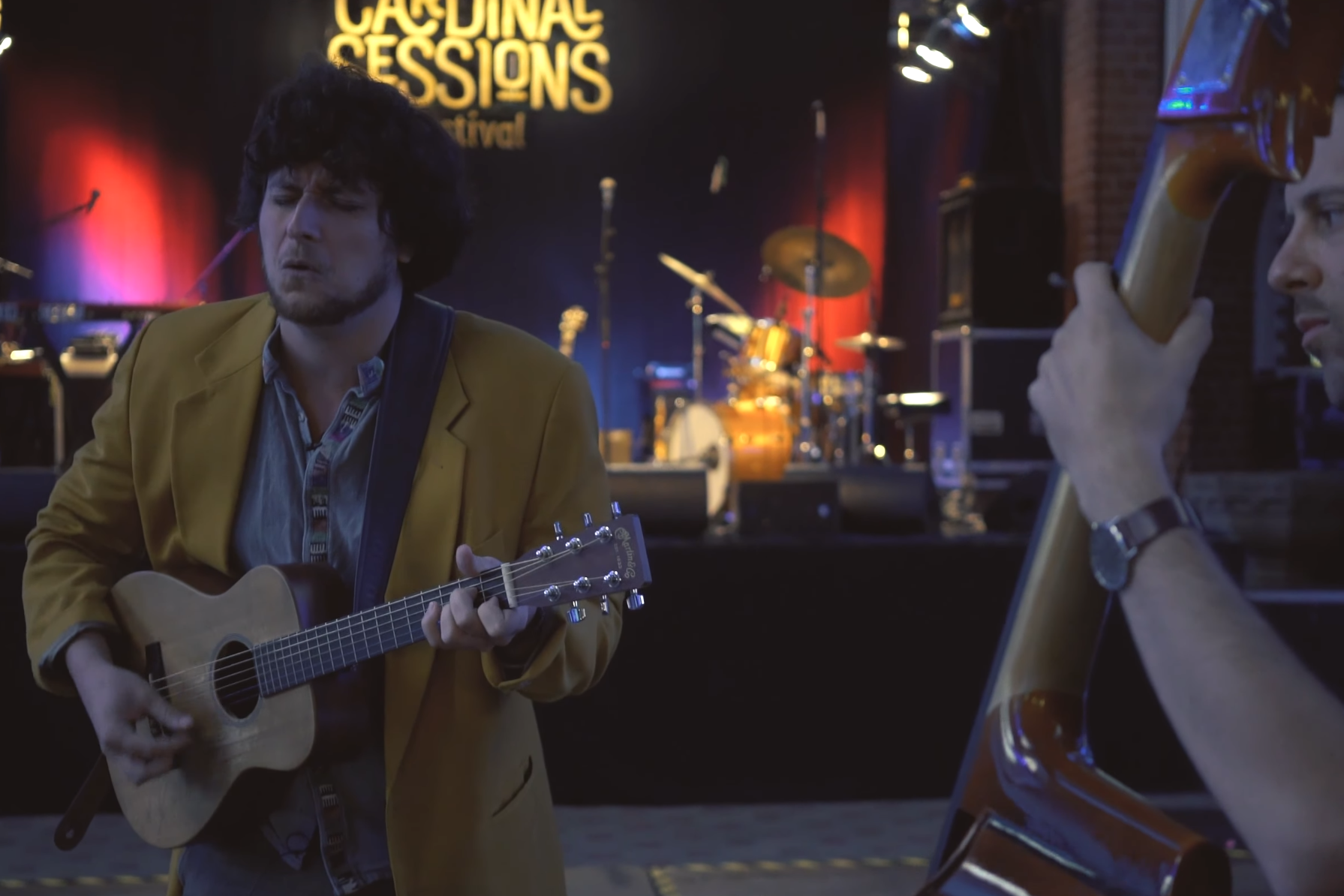 Cardinal Sessions - Live acoustic sessions with your new favorite band