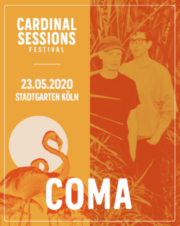 Coma Cardinal Sessions festival
