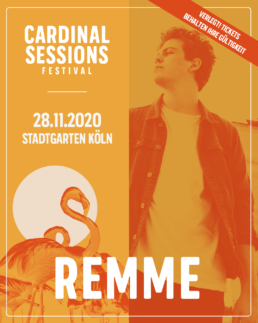 Cardinal Sessions Festival Remme